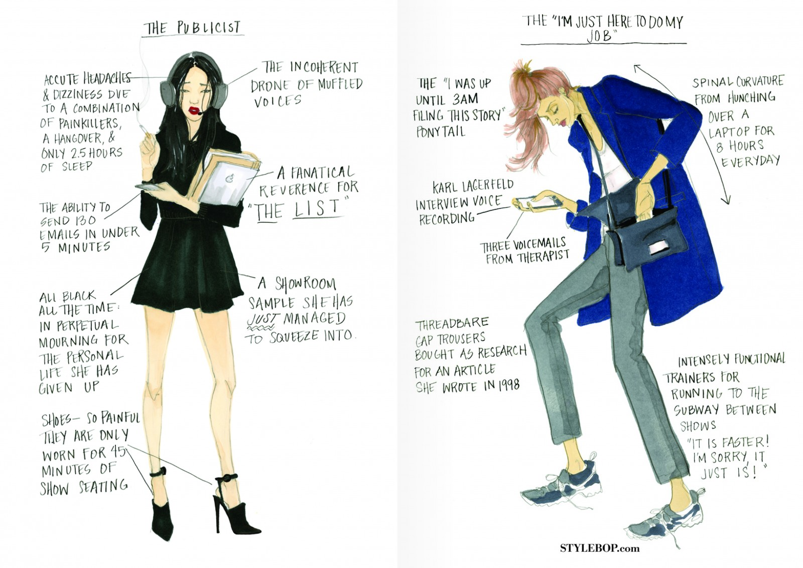 Illustrated-Guide-to-fashion-week-modek-off-duty-editor-style